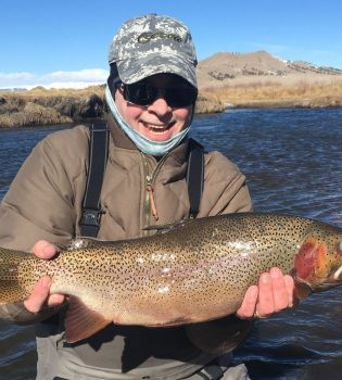 Trouts Fly Fishing | GUIDED TRIPS