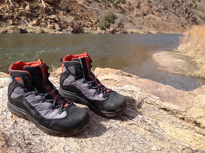 Trouts Fly Fishing | Simms Vapor Boot