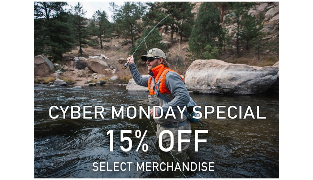 Trouts Fly Fishing Cyber Monday Is Here